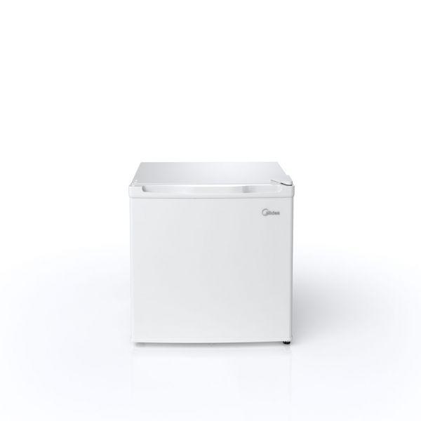 Midea 1.6 Cu Ft Single Door Mini Fridge White WHS-65LW1_R