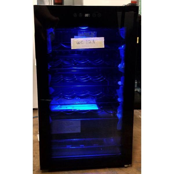 Arctic King Premium 34 Bottle Wine Cooler Slide Shelves AWCA034ADB WC129