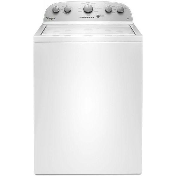 "Whirlpool 28"" 3.5CF Top Load Electric Washer Washing Machine White WTW4816FW 716"