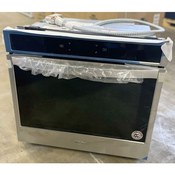 """Whirlpool 30"""" 5CF Built In Single Electric Wall Oven, Stainless WOS51EC0HS 346"""