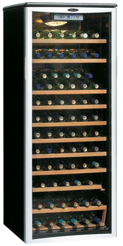 Danby Designer 75 Bottle 24 Quot Freestanding Wine Cooler