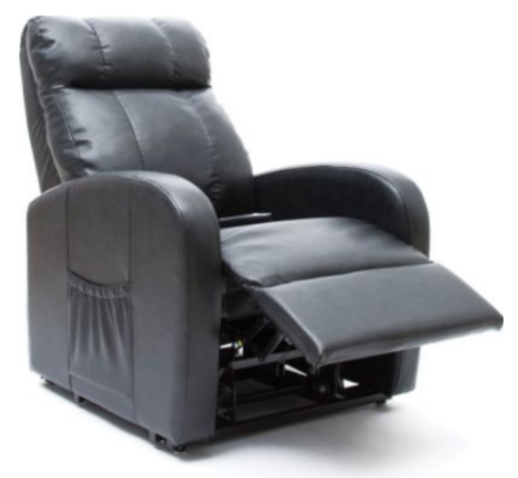mega motion easy comfort 3 position electric recliner power