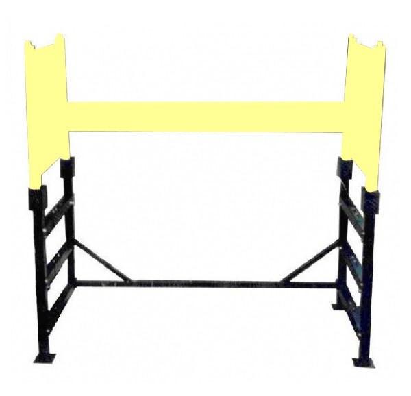 Versonel Metal Platform Loft Conversion Kit Twin Size Bed