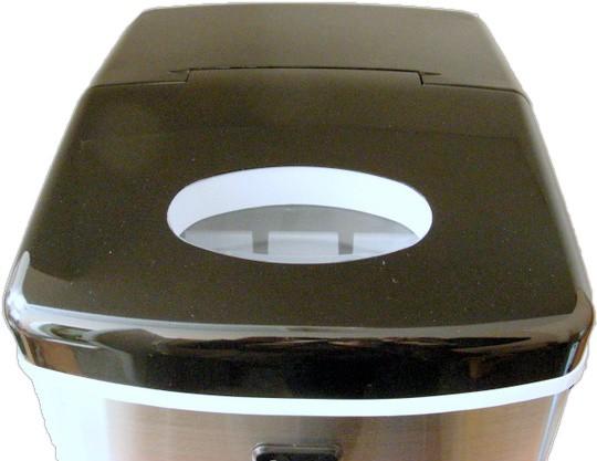 Details about Versonel Smart+ Portable Countertop Ice Maker Machine ...