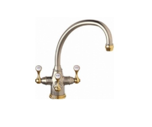 Details about Franke Triflow Traditional Kitchen Filtered Faucet TFT ...