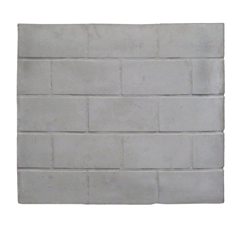 Replacement Fire Brick : Fireside universal fireplace replacement brick refractory