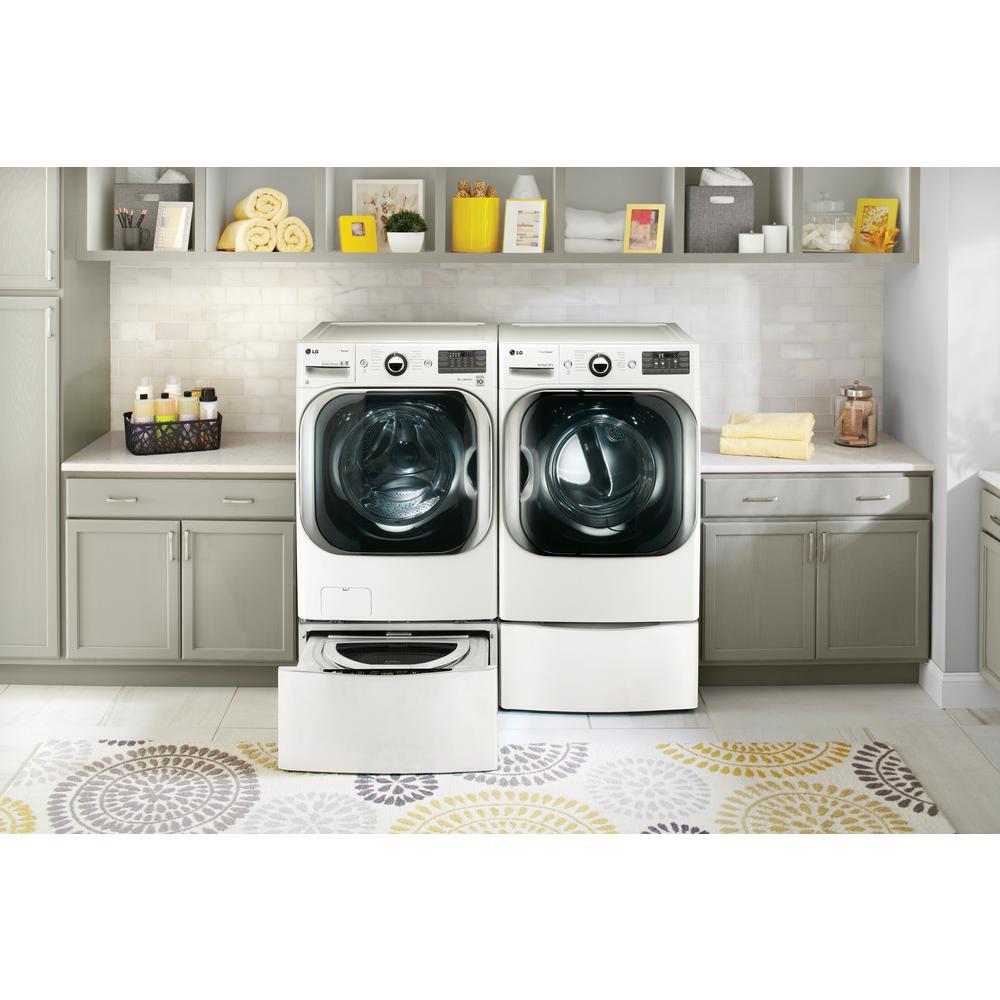 Lg 29 Quot Wide Washer Dryer Laundry Pedestal W Storage