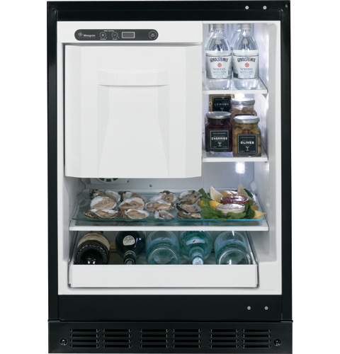 Ge Monogram 24 Quot Built In Bar Refrigerator W Ice Maker